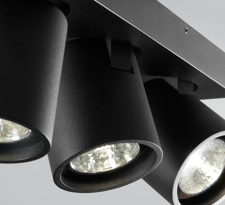 Focus mini 3 ronni gol plafonnier ceilling light  light point 261613  design signed 41457 product