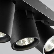 Focus mini 3 ronni gol plafonnier ceilling light  light point 261613  design signed 41457 thumb