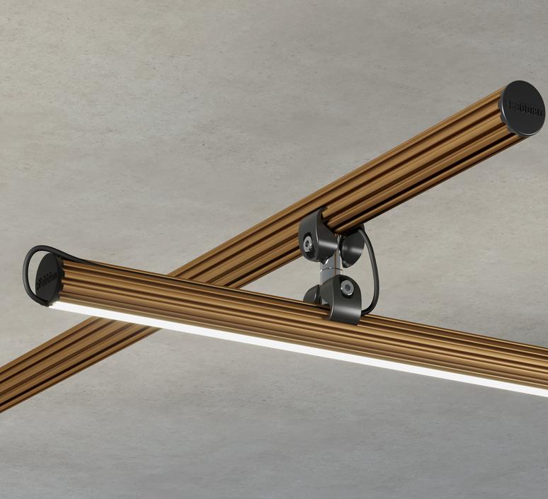 Freeline f44 flynn talbot plafonnier ceilling light  fabbian f44e01 76  design signed nedgis 87141 product