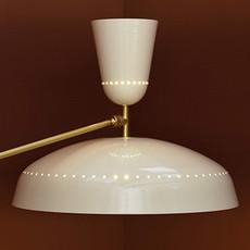 G1 guariche  pierre guariche plafonnier ceilling light  sammode g1susp ch wh  design signed nedgis 84422 thumb