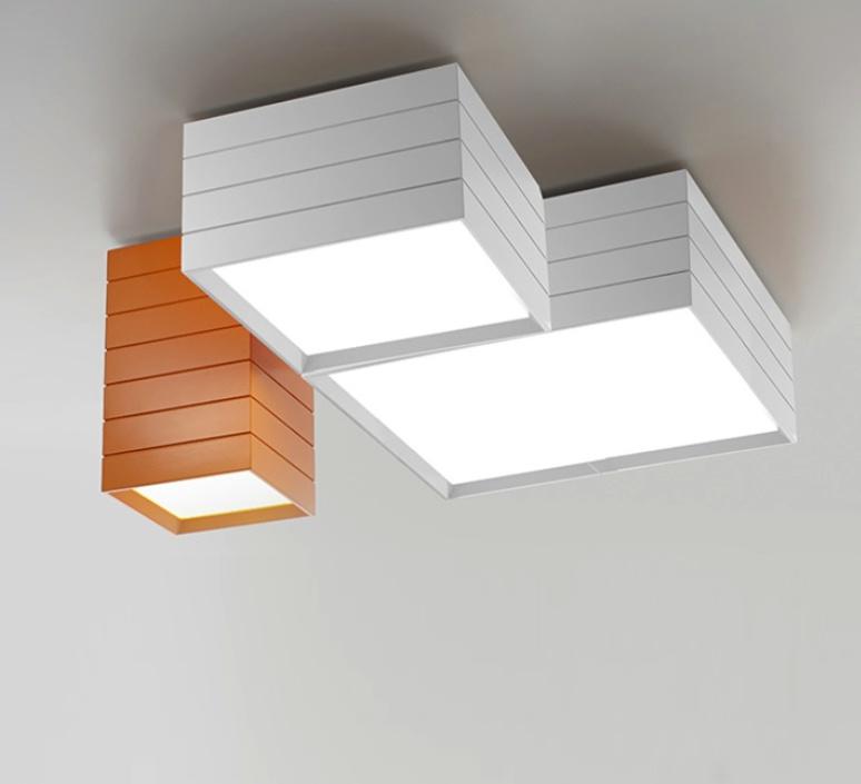 Groupage 45 ernesto gismondi plafonnier ceilling light  artemide 1934010a  design signed 35323 product