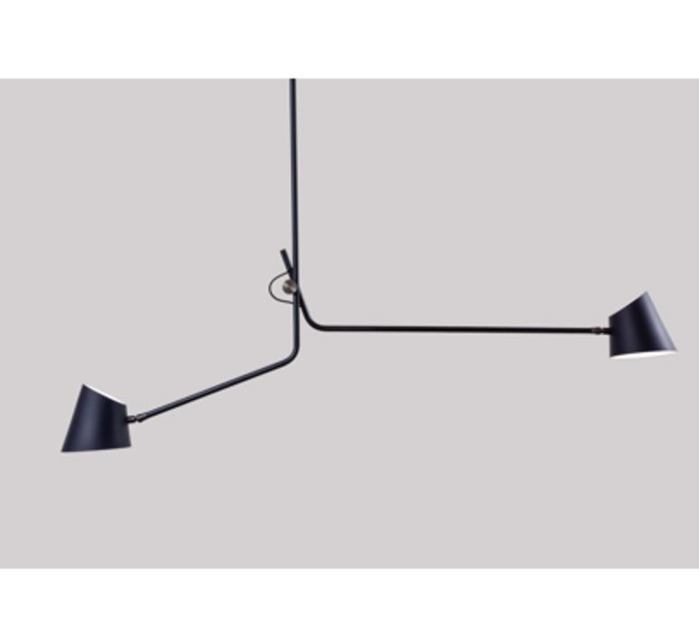 Hartau double alexandre joncas gildas le bars plafonnier ceilling light  d armes hadoblox2  design signed nedgis 69619 product