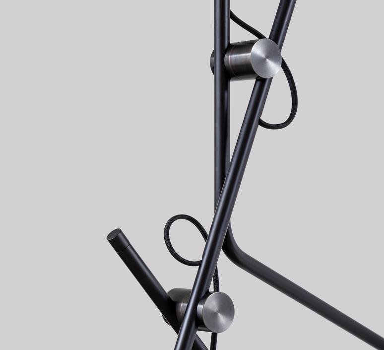 Hartau triple alexandre joncas gildas le bars plafonnier ceilling light  d armes hatrblox2  design signed nedgis 69624 product