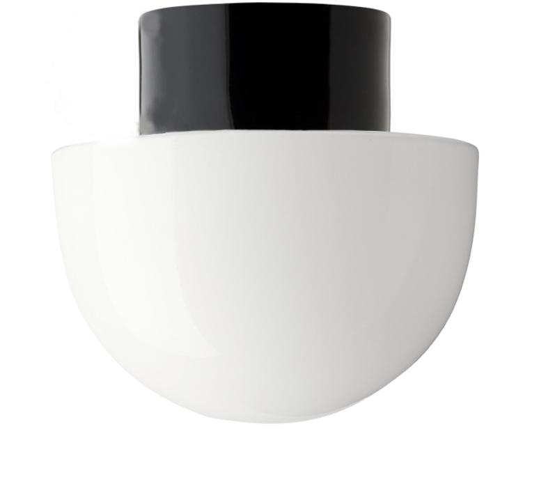 Lampe etanche en porcelaine 021 studio zangra plafonnier ceilling light  zangra light o 016 c b 021  design signed nedgis 69913 product