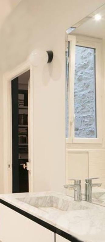 Plafonnier lampe etanche en porcelaine 021 blanc ip54o16 5cm h11cm zangra normal