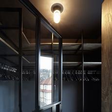 Lampe etanche en porcelaine 033 studio zangra plafonnier ceilling light  zangra light o 016 c b 033  design signed nedgis 69918 thumb