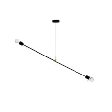 Lampe porcelaine et metal  plafonnier ceilling light  zangra light 036 038 b  design signed 37949 thumb