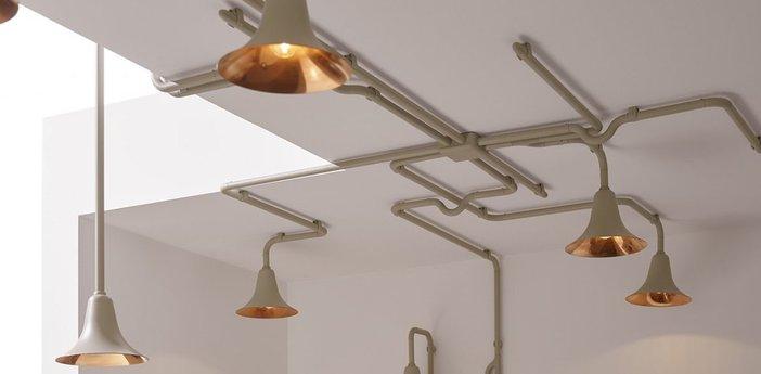 Plafonniers design et singuliers Luminaires Nedgis