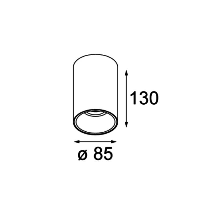 Lotis tubed surface studio modular plafonnier ceilling light  modular 10883089  design signed 34533 product