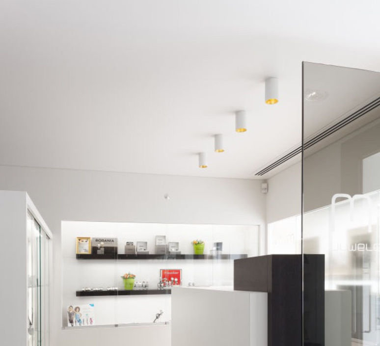 Lotis tubed surface studio modular plafonnier ceilling light  modular 10883089  design signed 34539 product