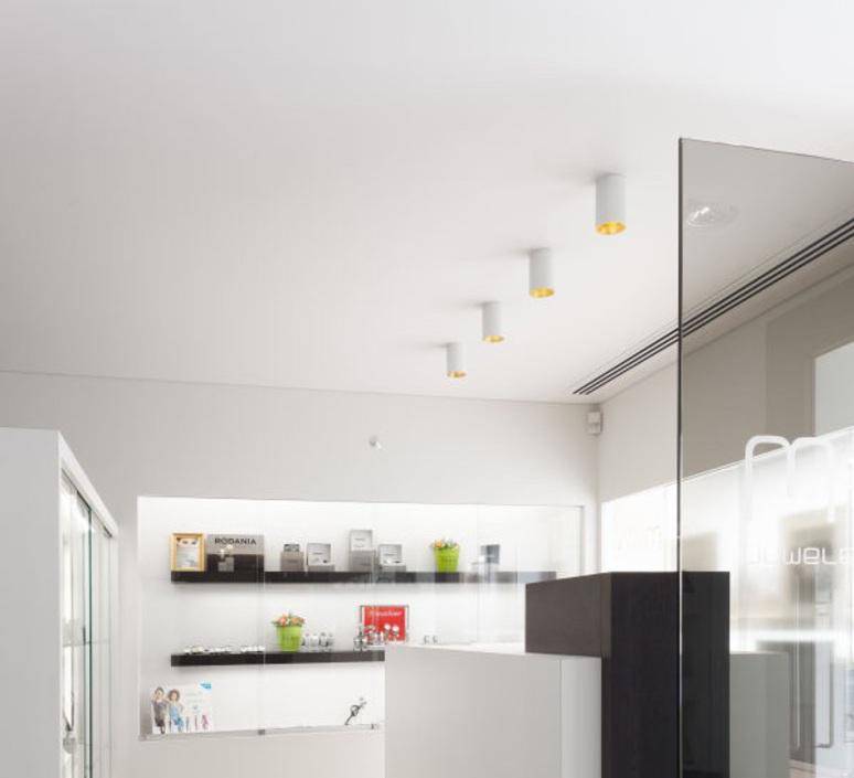 Lotis tubed surface led studio modular plafonnier ceilling light  modular 11450289  design signed 34570 product