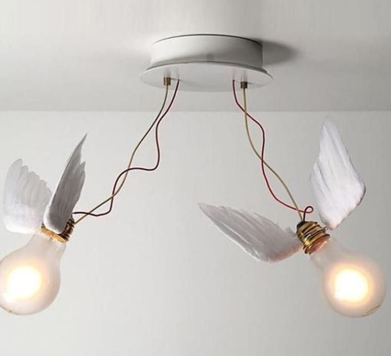 Lucellino doppio led ingo maurer plafonnier ceilling light  ingo maurer 4803020  design signed nedgis 64791 product