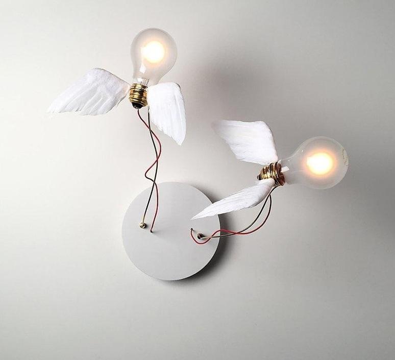 Lucellino doppio led ingo maurer plafonnier ceilling light  ingo maurer 4803020  design signed nedgis 64792 product