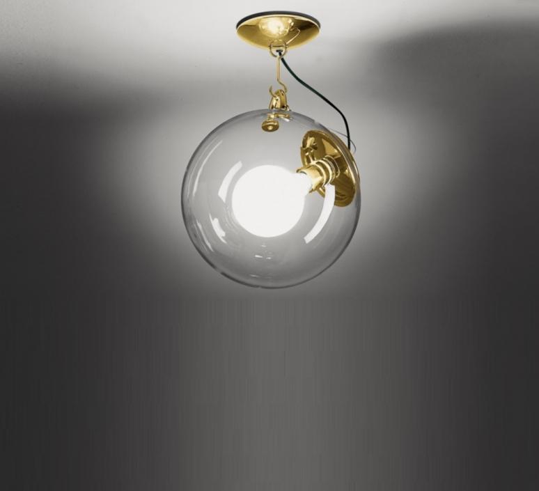 Miconos ernesto gismondi plafonnier ceilling light  artemide a022810  design signed 60928 product