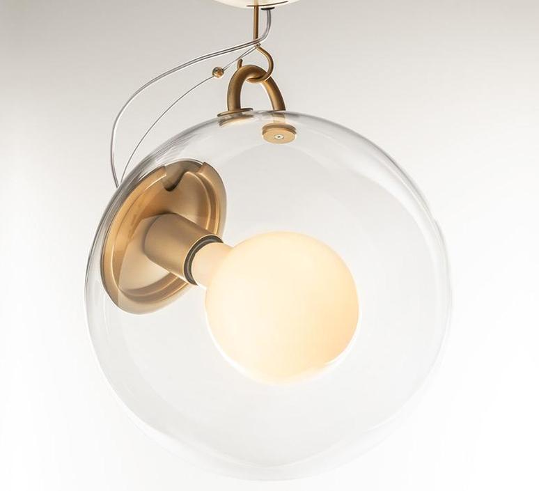 Miconos ernesto gismondi plafonnier ceilling light  artemide a022810  design signed 60929 product