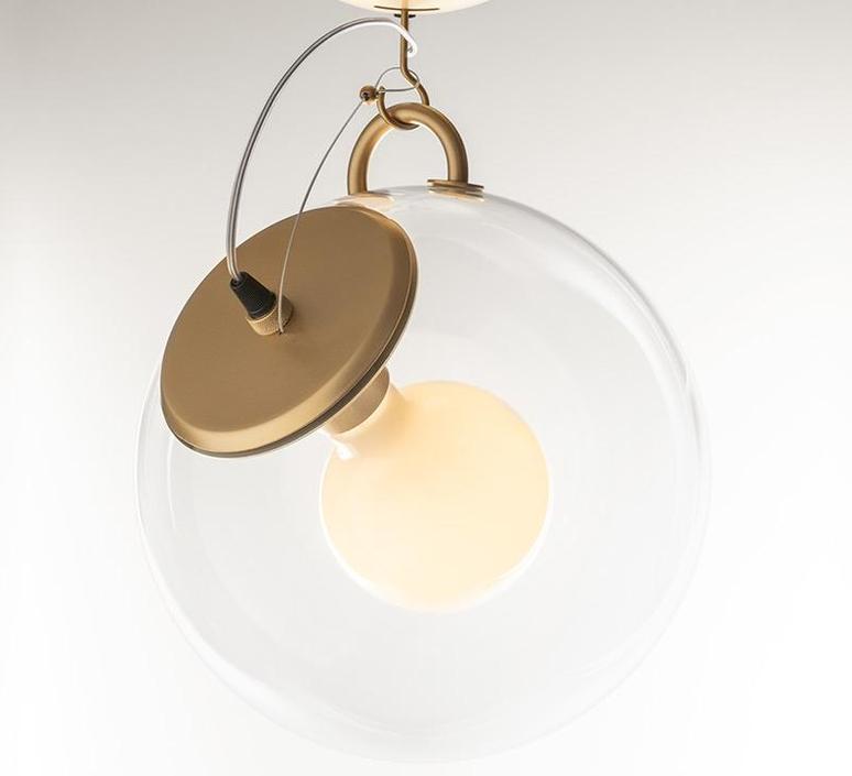Miconos ernesto gismondi plafonnier ceilling light  artemide a022810  design signed 60930 product