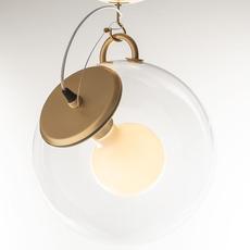 Miconos ernesto gismondi plafonnier ceilling light  artemide a022810  design signed 60930 thumb