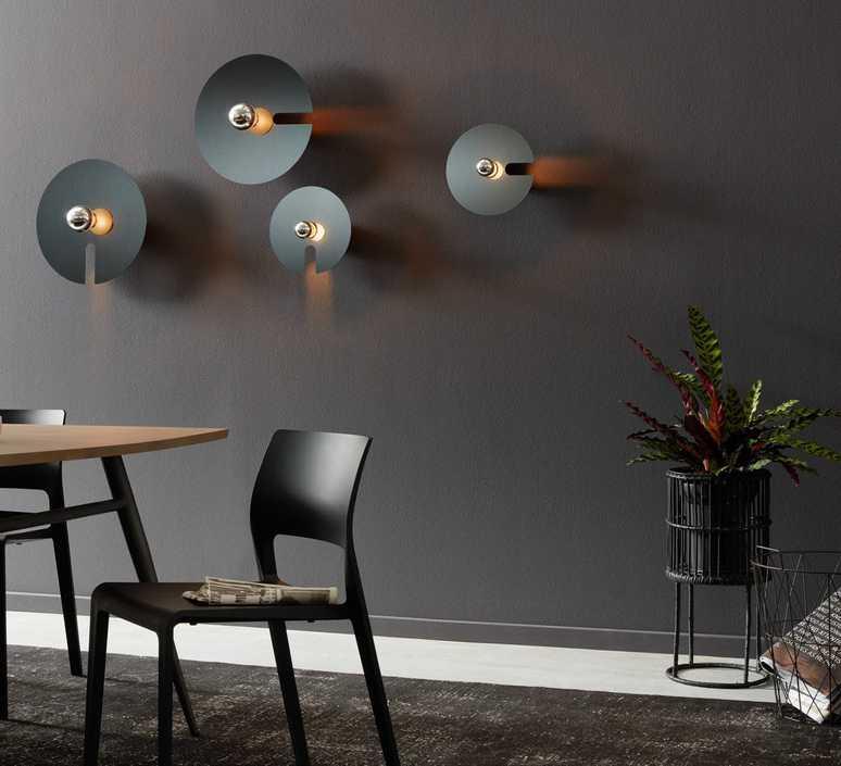 Mirro ceiling 1 0 13 9 design plafonnier ceilling light  wever ducre  6321e8nb0  design signed nedgis 67337 product