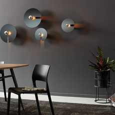 Mirro ceiling 1 0 13 9 design plafonnier ceilling light  wever ducre  6321e8nb0  design signed nedgis 67337 thumb