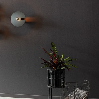 Plafonnier mirro ceiling 1 0 chrome o30cm h14 5cm wever ducre normal