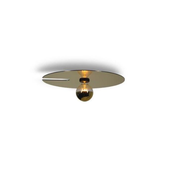 Mirro ceiling 2 0 13 9 design plafonnier ceilling light  wever ducre 6322e8gb0  design signed nedgis 67339 product