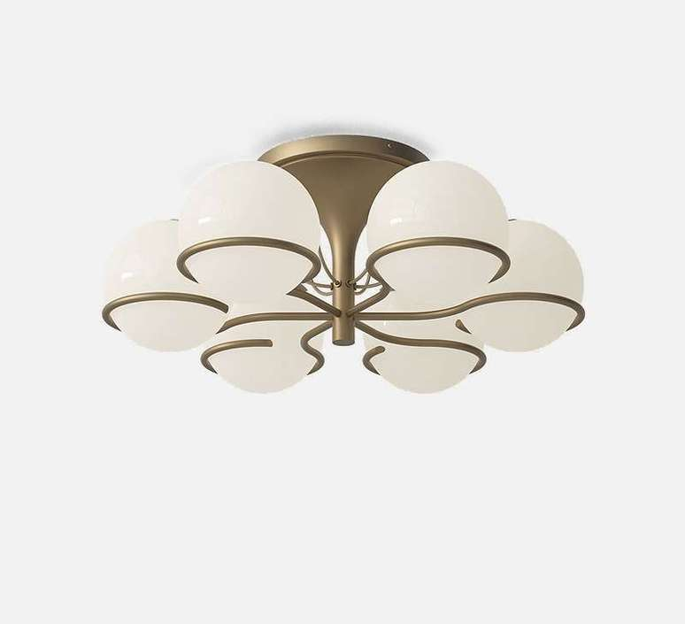 Model 2042 gino sarfatti plafonnier ceilling light  astep t08 c12 m6d0  design signed nedgis 78865 product