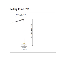 N 2 muller van severen plafonnier ceilling light  serax v9018002m  design signed 69952 thumb