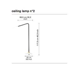 N 2 muller van severen plafonnier ceilling light  serax v9018002z  design signed 69948 thumb