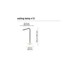 N 3 muller van severen plafonnier ceilling light  serax v9018003z  design signed 69927 thumb