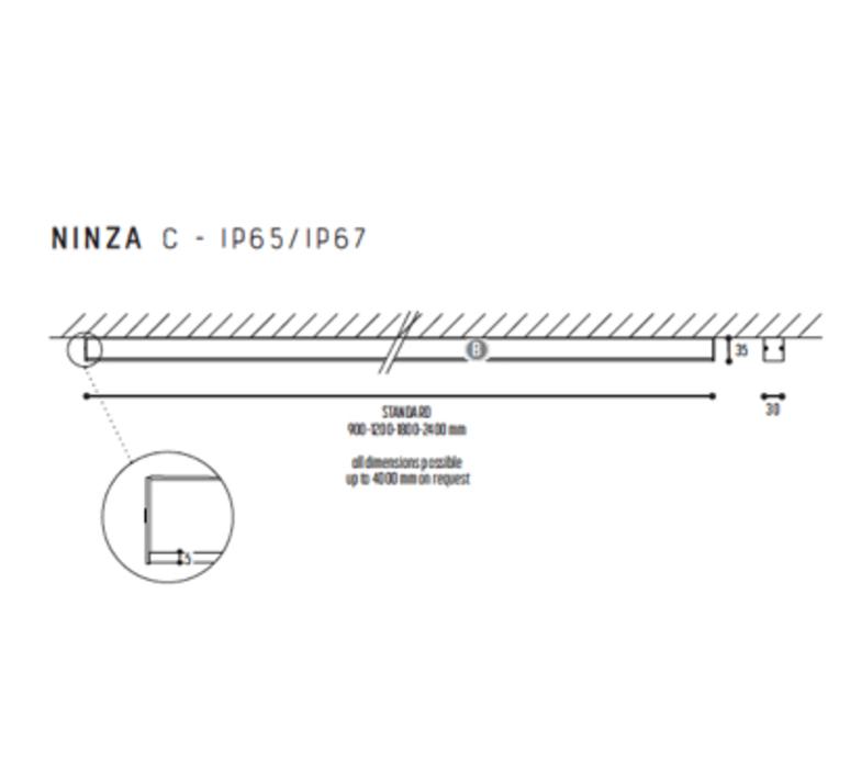 Ninza c studio dark plafonnier ceilling light  dark 1800 02 09p2 0 180  design signed nedgis 68248 product