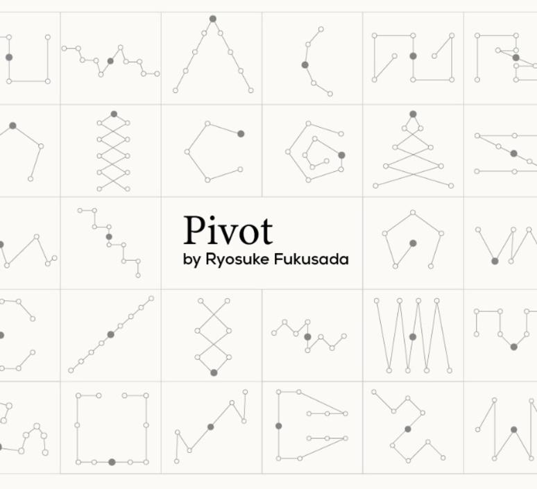 Pivot 10 personnalisable ryosuke fukusada plafonnier ceiling light  axolight plpivo1031bc100  design signed nedgis 118719 product