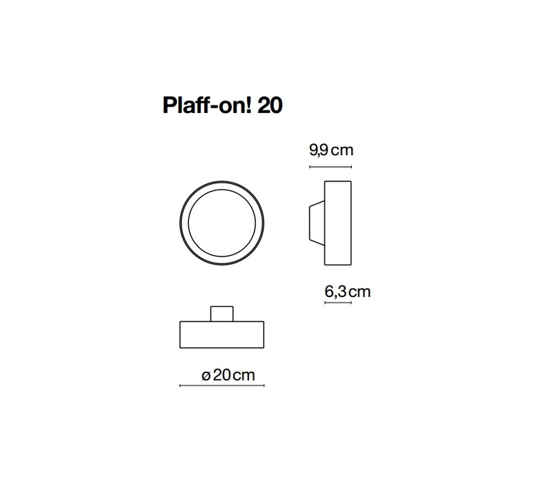 Plaff on  joan gaspar marset a628 001 39 luminaire lighting design signed 14145 product