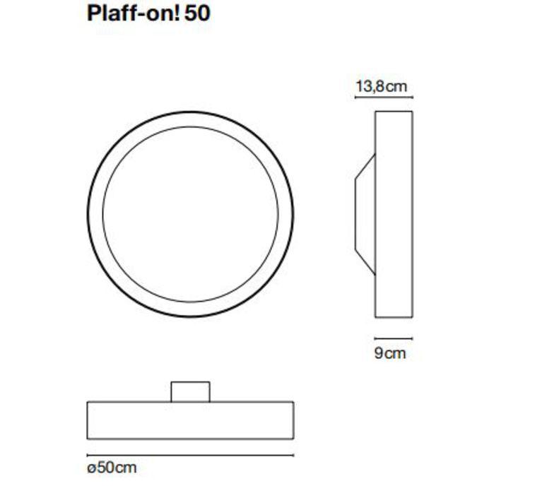 Plaff on  joan gaspar marset a628 024 39 luminaire lighting design signed 58714 product