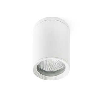 Plafonnier salle de bain tasa blanc o11cm h14cm ip44 faro normal