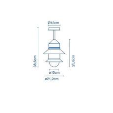Santorini c sputnik estudio marset a654 026 luminaire lighting design signed 20583 thumb