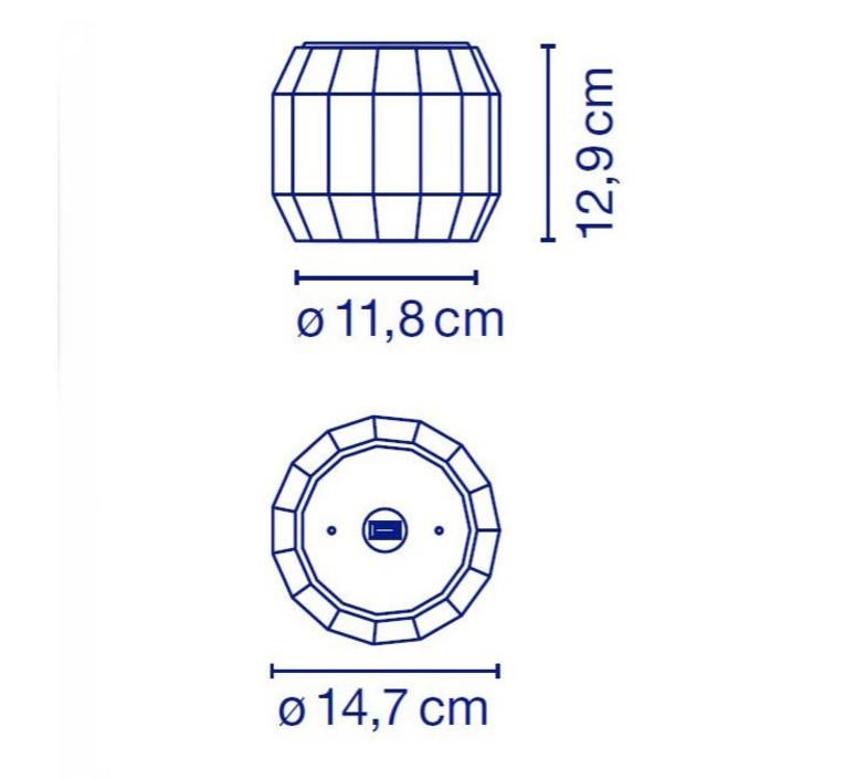 Scotch club xavier manosa mashallah plafonnier ceilling light  marset a656 037  design signed 43954 product