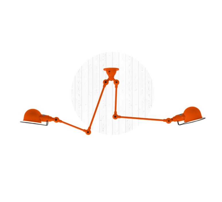 Signal si3773  plafonnier ceilling light  jielde si3773 ral2004 brillant  design signed 57496 product
