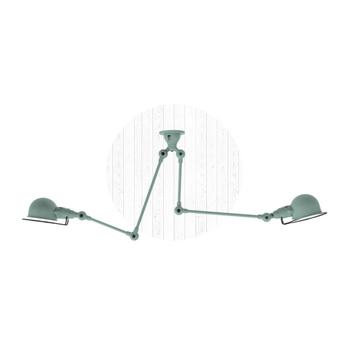 Plafonnier signal si3773 vert brillant o47cm h47cm jielde normal