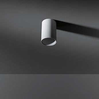 Plafonnier smart surface tubed 82 noir ip55 o8 6cm h13cm modular 5413987238482 normal