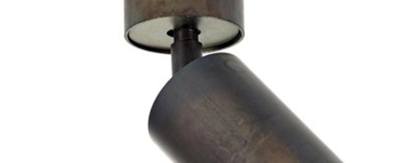 Plafonnier sofisticato 03 bleu acier o7 5cm h32cm serax normal