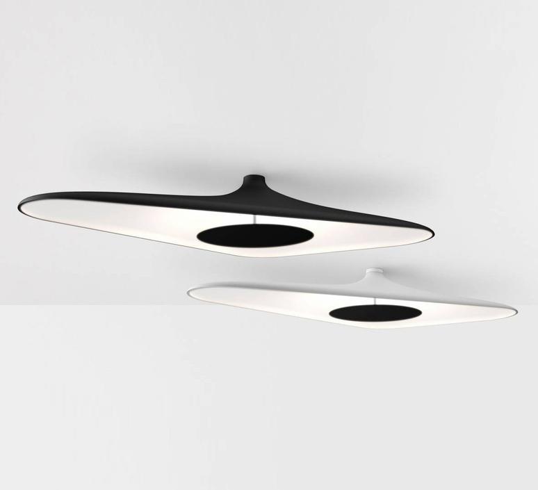 Soleil noir d89p  odile decq plafonnier ceilling light  luceplan 1d890p000035  design signed 56107 product