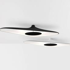 Soleil noir d89p  odile decq plafonnier ceilling light  luceplan 1d890p000035  design signed 56107 thumb
