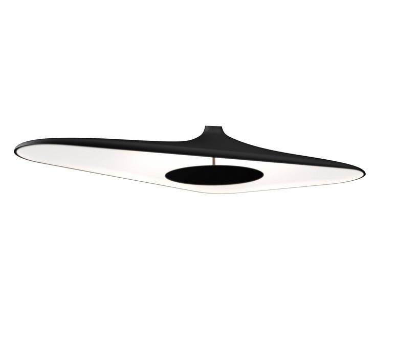Soleil noir d89p  odile decq plafonnier ceilling light  luceplan 1d890p000035  design signed 56108 product