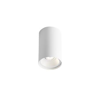 Plafonnier solid petit 2 0 led blanc led 3000k 570lm o8 2cm h13cm wever ducre normal