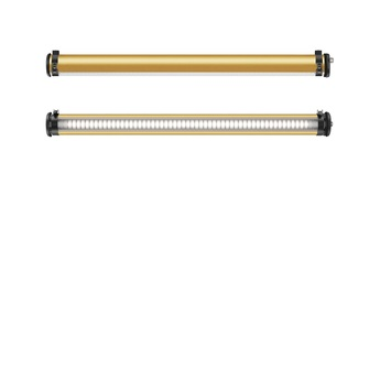 Plafonnier suspension brueghel cb6212or dimmable led 2700k o10cm l100cm ip 68 sammode normal