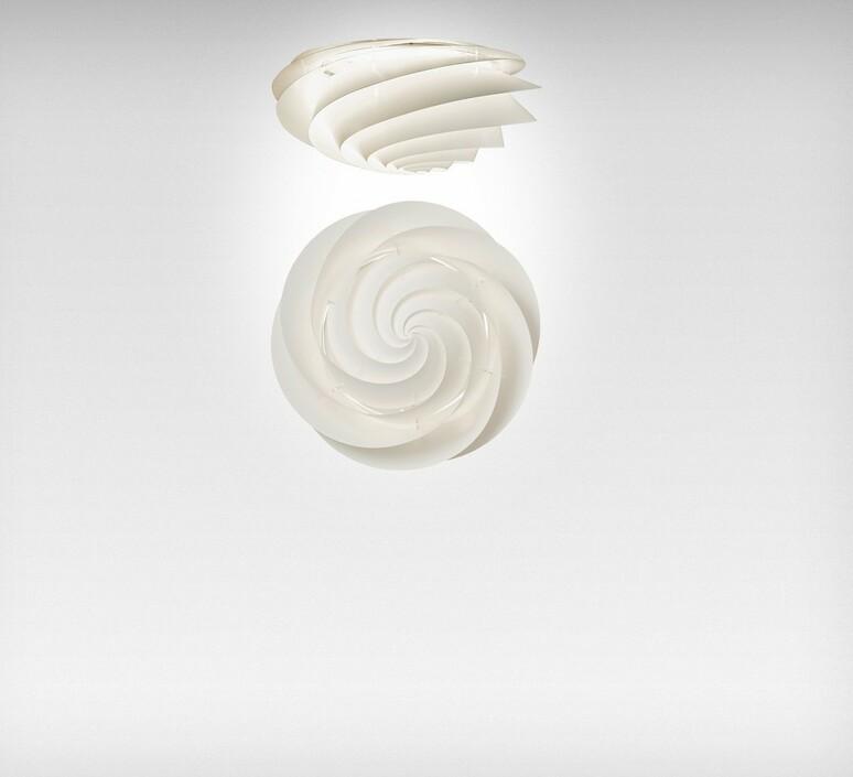 Swirl small oivind slaatto plafonnier ceilling light  le klint 1320s  design signed nedgis 90815 product