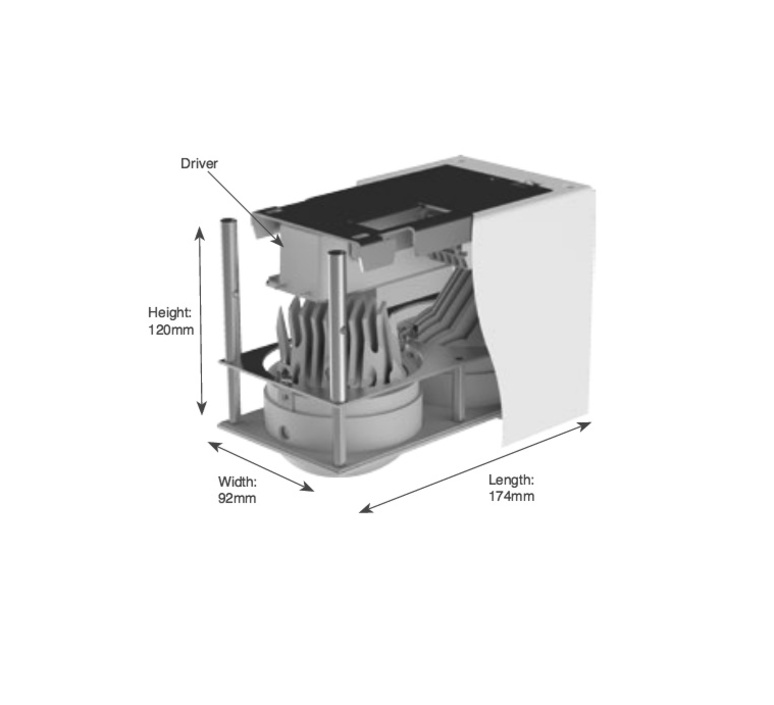 Titan box organic studio doxis plafonnier ceilling light  doxis 1407 40 26927 03  design signed 34363 product