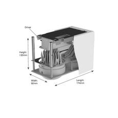 Titan box organic studio doxis plafonnier ceilling light  doxis 1407 40 26927 03  design signed 34363 thumb