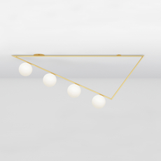 Triangle girlande gwendolyn et guillane kerschbaumer plafonnier ceilling light  atelier areti 385ol c04 br01   design signed nedgis 73517 thumb