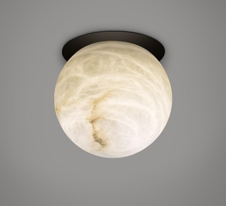 Tribeca downlight jordi llopis plafonnier ceiling light  alma light 9800 011rg  design signed nedgis 115413 product